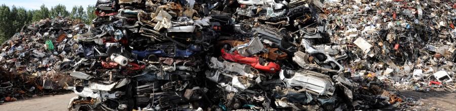 La dépollution des Véhicules Hors d'Usage