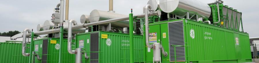 L'installation de valorisation du biogaz