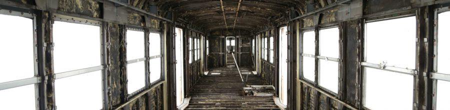 Le chantier de démantèlement ferroviaire